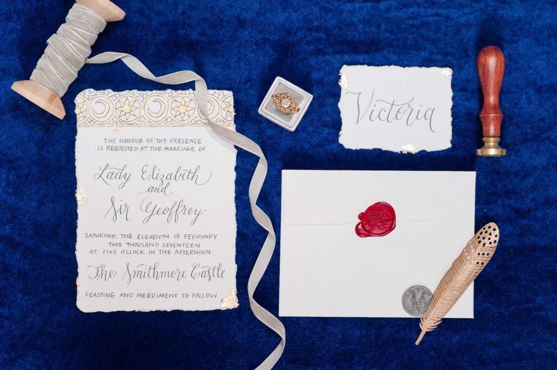 Wow Your Guests with Gorgeous Invitations