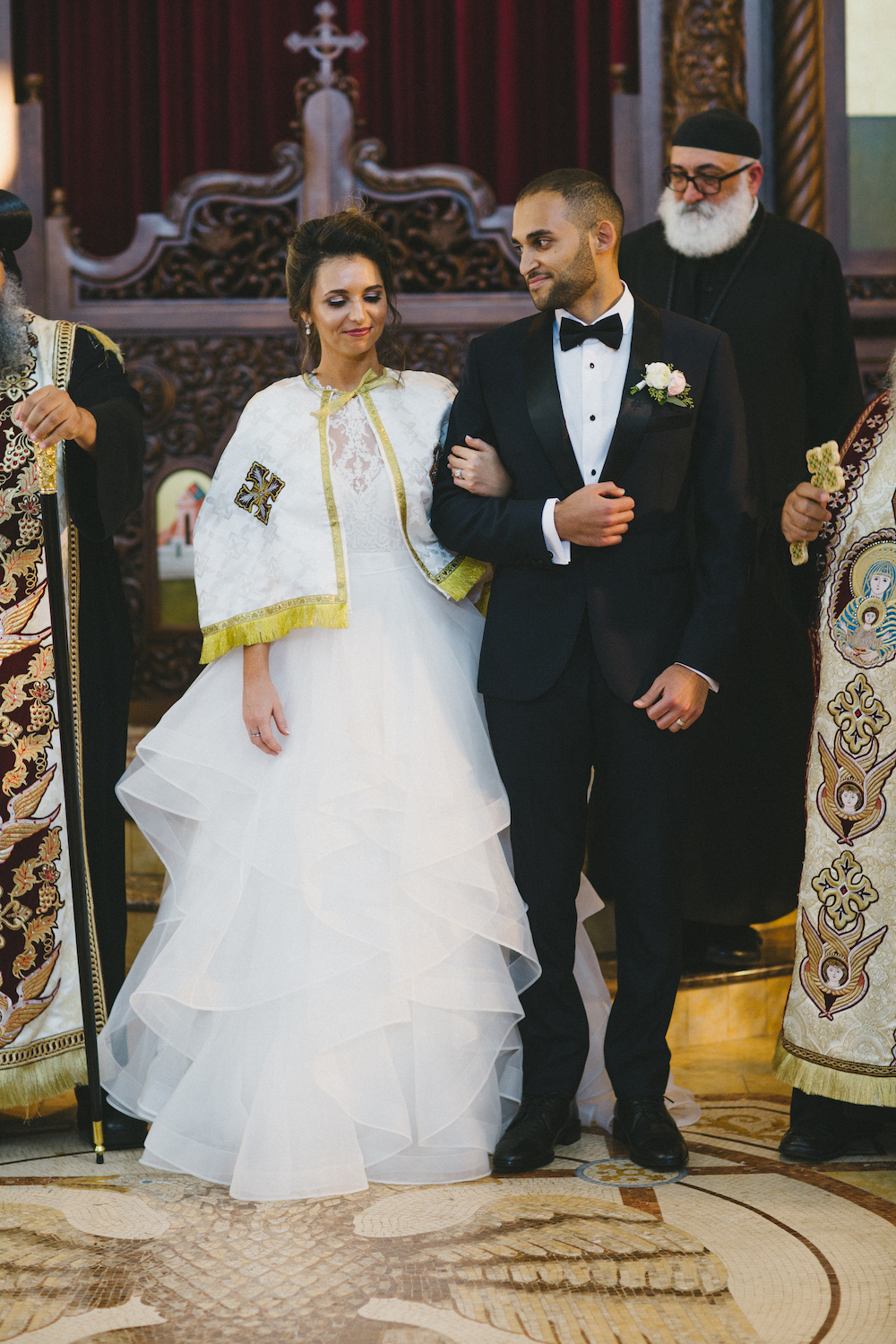 Egyptian Wedding With Traditional Ceremony And Upscale Style