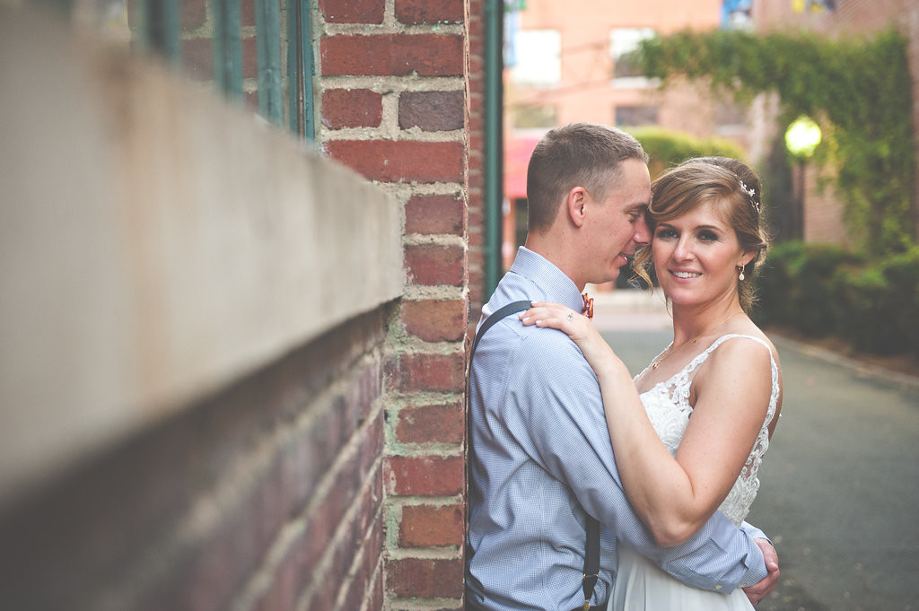 A Surprise-Filled South End Wedding