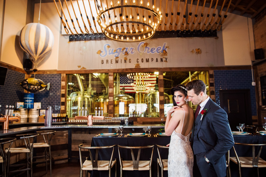 Prohibition Styled Shoot at Sugar Creek Brewery