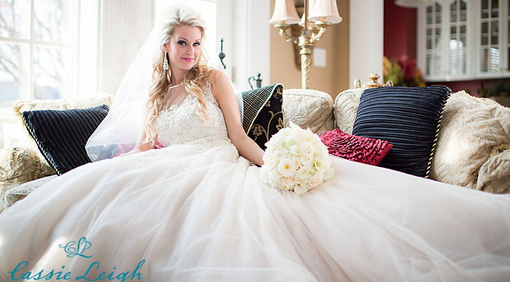 Bridal Portraits: Yea or Nay?