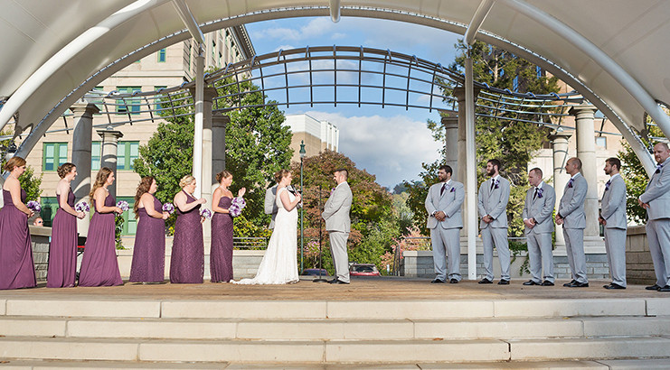 How to Choose Your Ceremony Space
