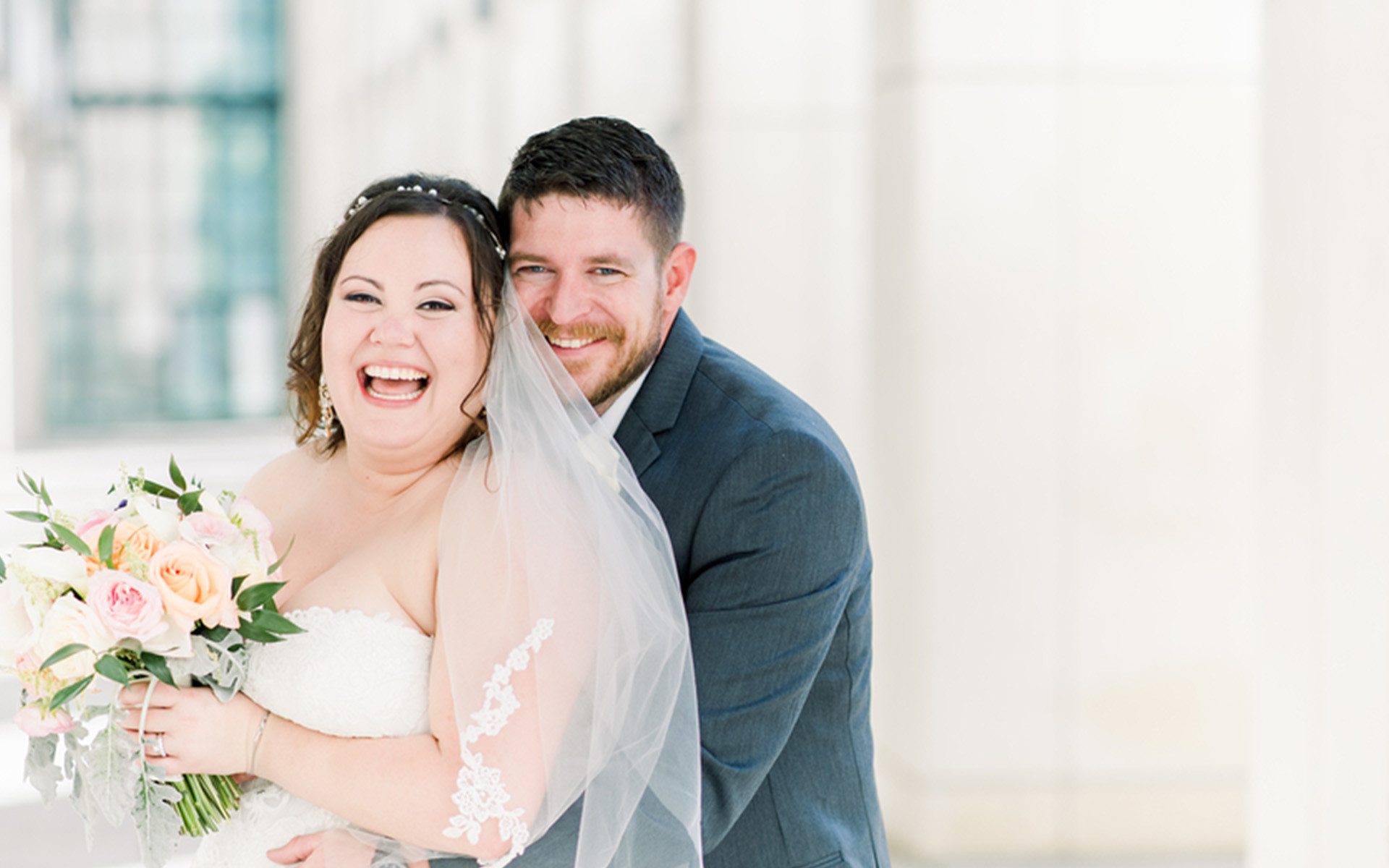 "Timeless and Elegant ""Pink"" Wedding in Uptown"