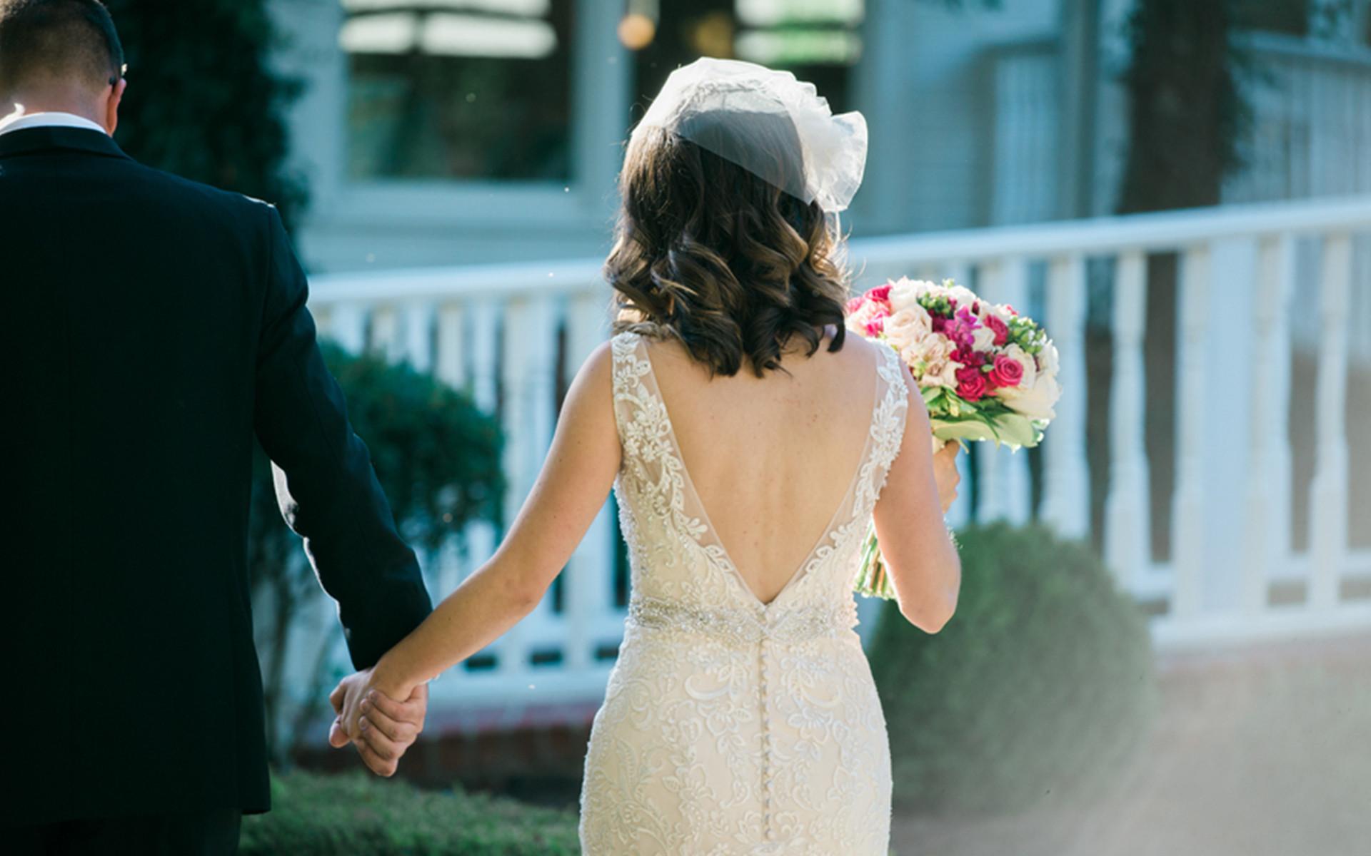 Style Report: Vintage Weddings