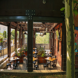 The Century Room and the Parkside Patio